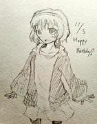 ゆめちゃん誕生日おめでとう!