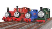 MMDこうざん鉄道