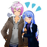 純君と葵ちゃん