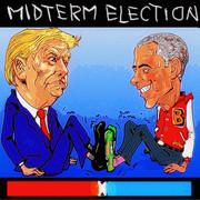 米、中間選挙投票始まる。