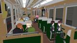 【睦月型静画祭2019】阪急電車で遠足