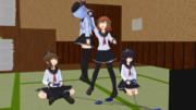 【ゲームで遊ぶ艦娘達】仲良し第六駆逐隊