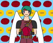 天ぷら (天使勇者とプラム) 2