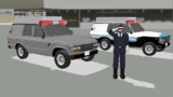 [MMD] 旧・現行 指揮官車ランドクルーザー