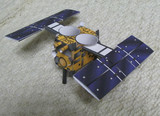 小惑星探査機はやぶさ2ペーパークラフトVr2.0(改良版)