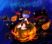 2018Happy!!Halloween-!!