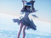 冬の足音【エレクトリカ式チルノ】