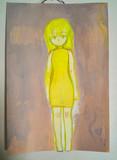 黄色い女の子