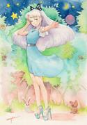 道案内の妖精