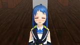 【MMD艦これ】ポッキーゲーム(五月雨の場合)