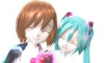 ミクとメイコ【修正版】