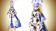 【MMD】謎のヒロインXX【モデル配布】