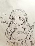 あやかちゃん誕生日おめでとう!
