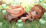 小さなお人形