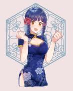 麗花チャイナ