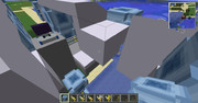 #Minecraft スニーク+マウスホイールボタン  #JointBlock