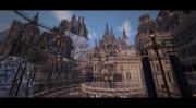 【Minecraft】 城