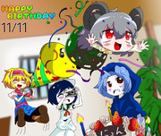 NYN姉貴の誕生日