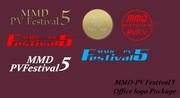 MMD-PVフェスティバル5ロゴセット配布