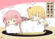 かお寿司と小夢寿司