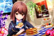 【かにフレ!】メロンパンも 食べましょう♡