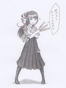 駆逐古姫 秋刀魚mode