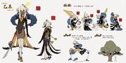 乙羊 / #コンパスヒーローデザインコンテスト2nd