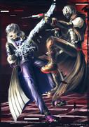 騎士団長と死神の共闘