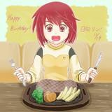 Happy Birthday!日向リン!