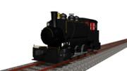 MMD 米国型タンク機関車1