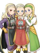 でこだし3人娘