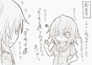 MTG動画おまけ絵