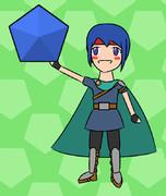 少年戦士と五角形2