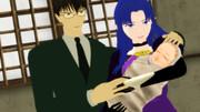 葛木一家のいい夫婦の日【Fate/MMD】
