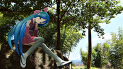 【ミクさんと】 森林浴② 【三重県】