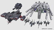 【特売中】シルフィード 3Dモデルセット