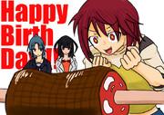 リンちゃん誕生日