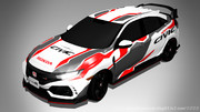 【MMD】FK8 CIVIC Type R