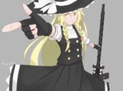 「狙い撃つZE☆」