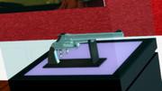 【MMD静物画】高貴な銃、あるべき場所