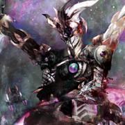 高天の支配者紫電(第二形態)