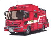 もしも東京消防庁にバス型救助車が導入されたら?