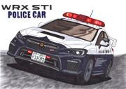 WRX STIパトカー