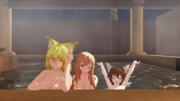 【東方MMD】いい風呂の日