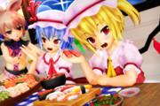 【レミフラ!】今日は お寿司を食べよう~!