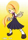 【ぷよぷよ風】二階堂 サキ 【リク#24】