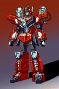 【オリジナル】 前略、マウンテンサイクルより【ロボット】