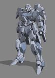 リアル系オリジナルロボット改