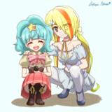 サキ&リリィ