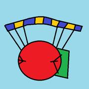 パラシュートボール